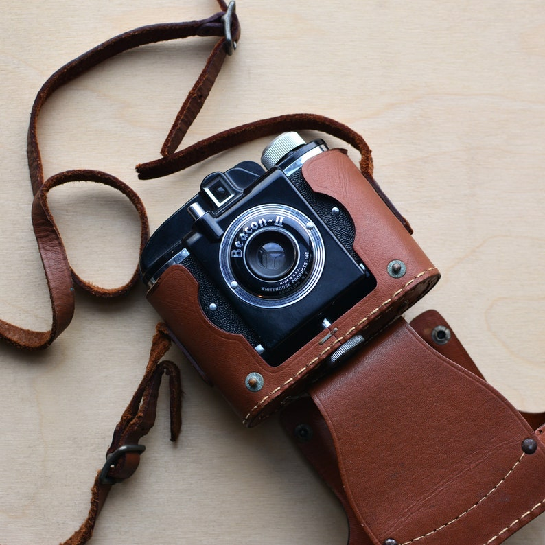 Beacon II Vintage Camera by Whitehouse Products Brooklyn NY image 0