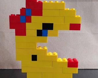 Ms. Pac-Man Sculpture