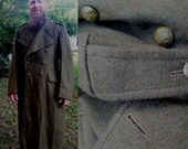 Antique British Military Coat, Vintage Uniform, Luther Costume, Vintage Coat, Vintage Costume, Umbrella Acadamy, Winter Coat, Mens Coat
