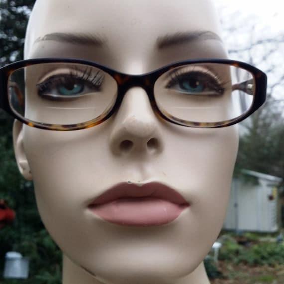 Vintage Glasses, Granny Glasses, 80s Eyeglasses, V