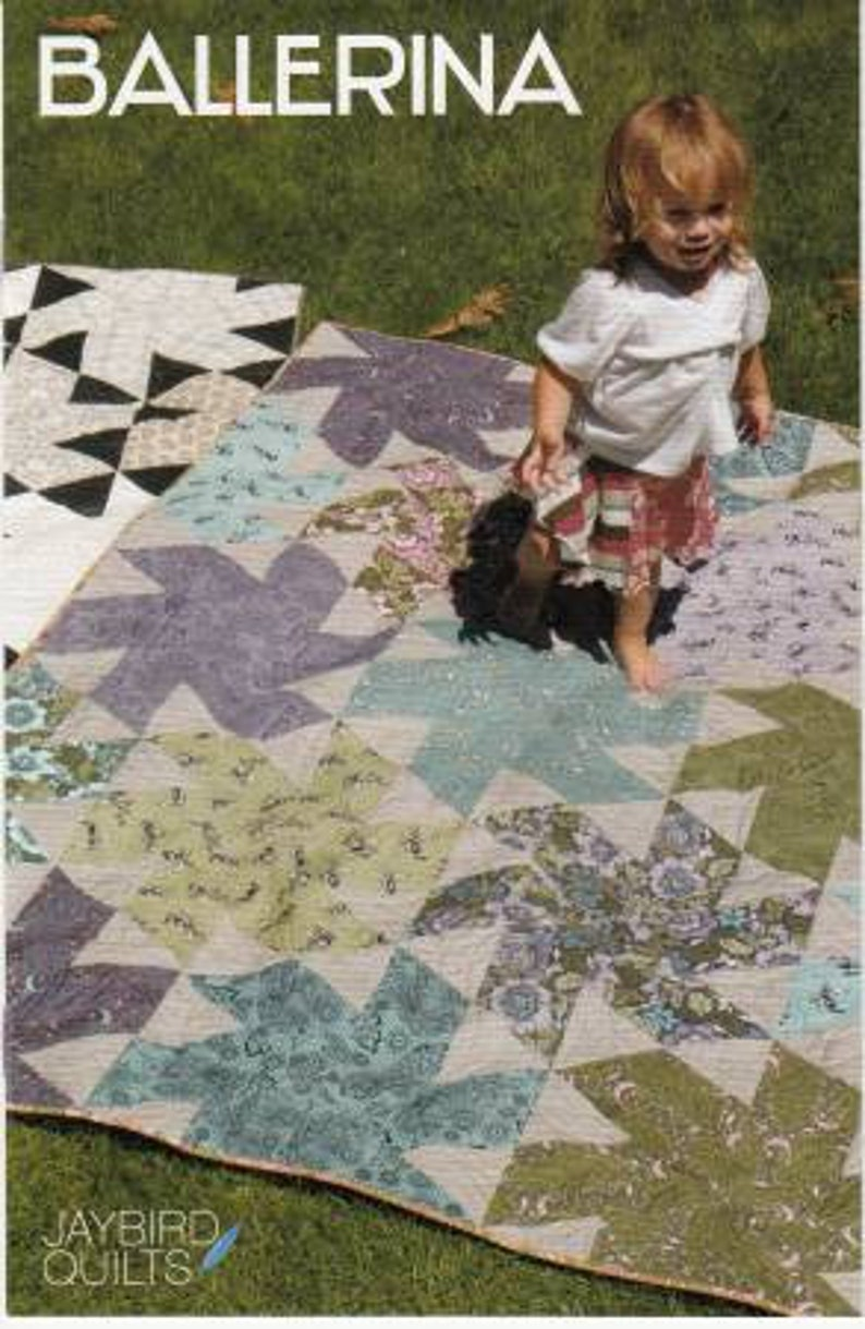 Pattern by Jaybird Quilts:Ballerina image 0