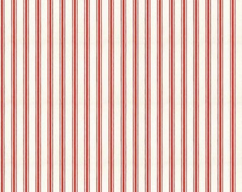 Snow Sweet Candy Cane Stripe Red - C9670R-RED