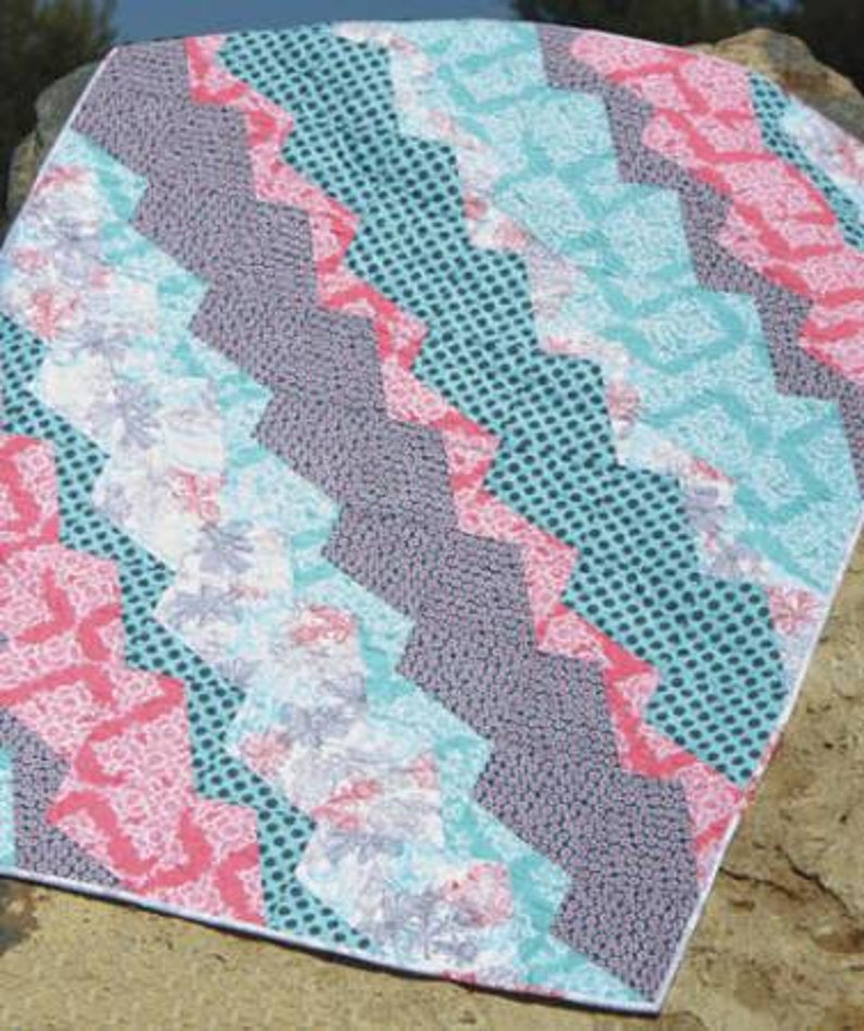 Pattern by Jaybird Quilts: Ditto image 0