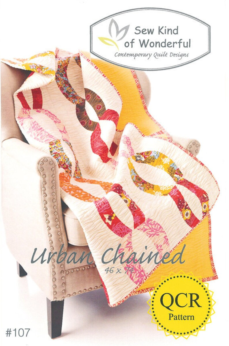 Pattern: Urban Chained by Sew Kind of Wonderful image 0