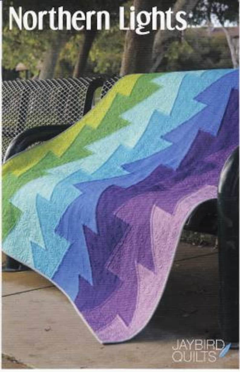 Pattern by Jaybird Quilts: Northern Lights image 0