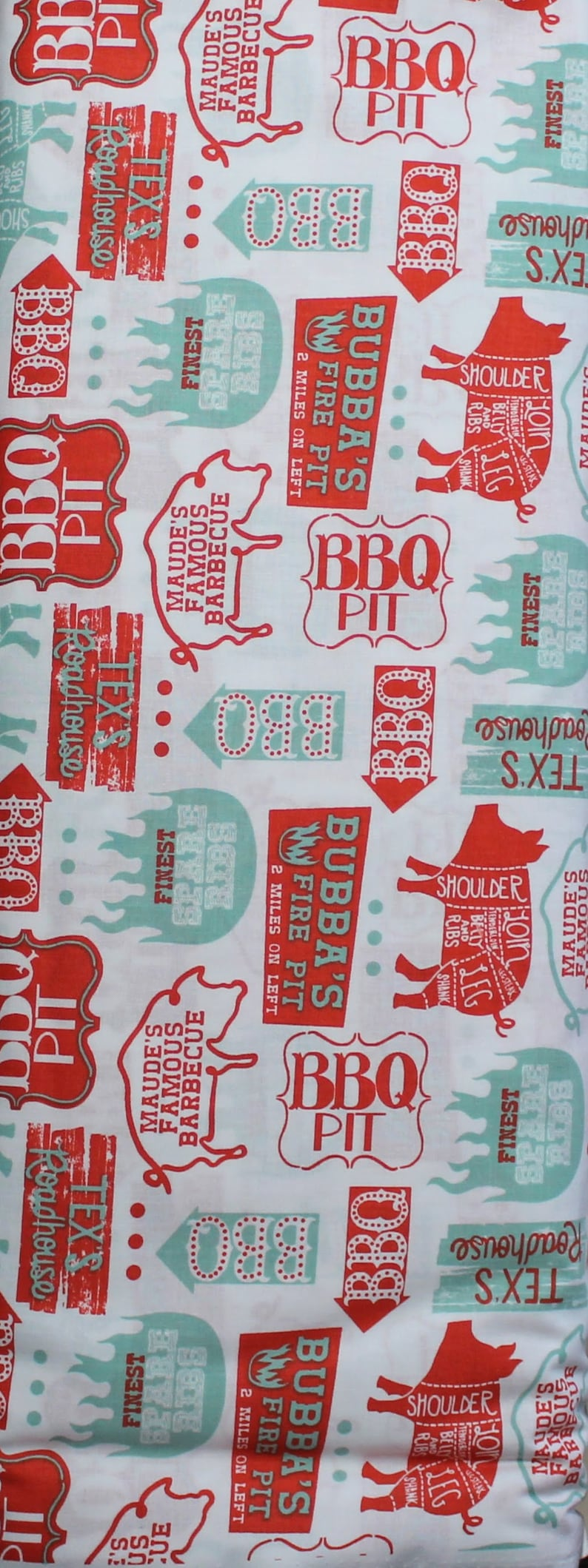 Blend Fabric by Maude Asbury: Bibs and Ribs image 0
