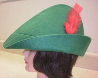 Adult Peter Pan Inspired Hat
