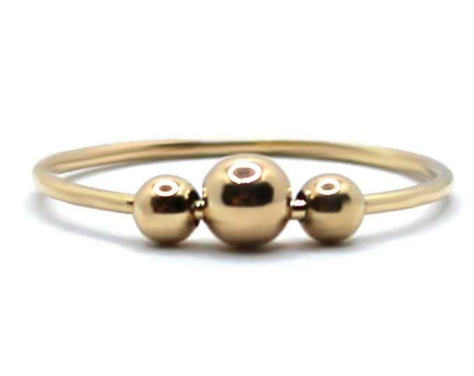 Small Fidget rings