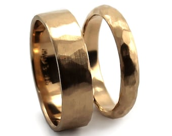 solid 10k pink gold gps ring longitude latitude coordinates ring coordinates personalized with engraving #J206 Rose gold 4mm ring band