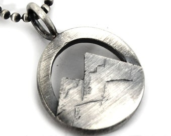 Men's pendent / necklace