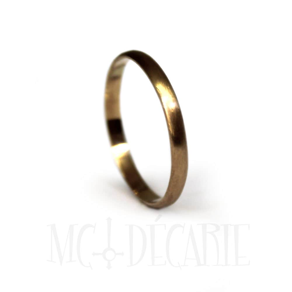 "Gold Toned 1/"" Macrame Ring PACK of 25 Metal Ring Hoop Brass"