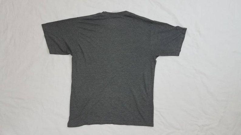 Grand Valley T Shirt Worn Thin Used Soft Weathered Tee Gray Wrestling State University GR Michigan College Tshirt School Men/'s Medium M L