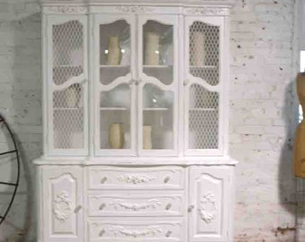 Popular Items For French China Cabinet