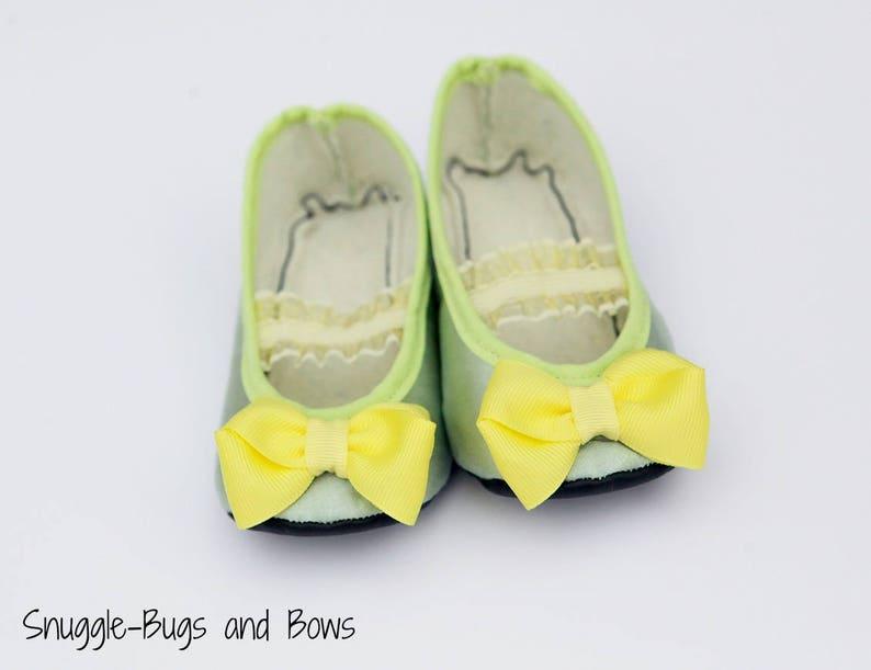 56171fc2 Frog Princess Shoes Baby Girl Crib Shoes Princess Shoes | Etsy