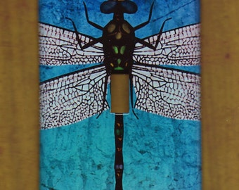 DragonFly Switchplate cover