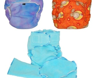 PDF -Cloth Diaper Pattern