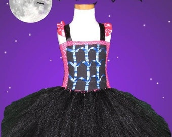 CLOSEOUT Halloween costume inspired on vampirina 3-5 READY to ship