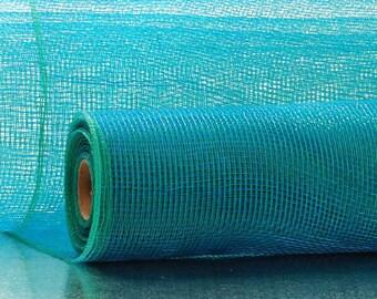 deco mesh, ribbon & trim