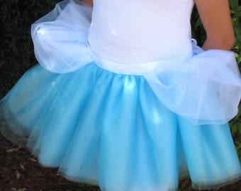 Marathon running tutu adult women teen jr child girl Dance Ballet Costume cinderella inspired