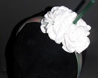 Starbucks hair accessory costume coffee hair piece Birthday girl  whip cream sweet 16 party hat