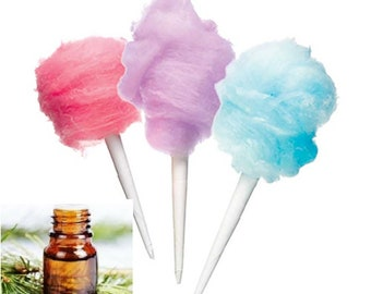 cotton candy fragrance scent Essential oil for slime soap lotions 10ml