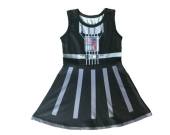 Adult women  Star wars Halloween costume inspired  dress Medium