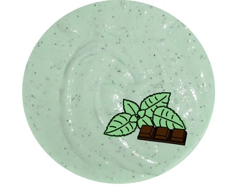 chocolate mint slime party favors gifts stress relief scented little rubi slime