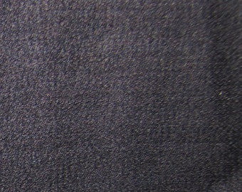 8 yard lot fabric stretch midnight blue denim  woven textile spandex cotton Fast shipping wholesale FREE SHIPPING
