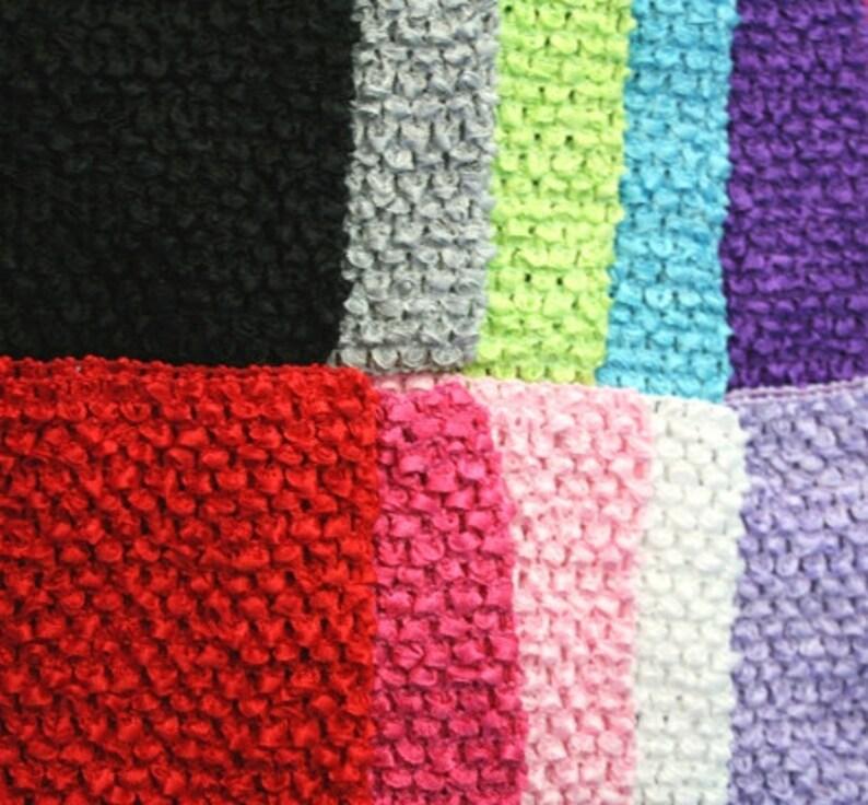New Girls 11 X 9 Lined Crochet Tutu Top Tube Many Etsy