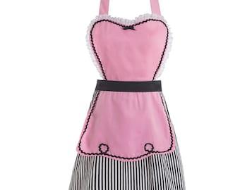 cupcake baker cook women Halloween costume apron dress teen adult