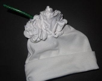 baby Halloween costume coffee  starbucks inspired boy girl twins unisex whip cream hat