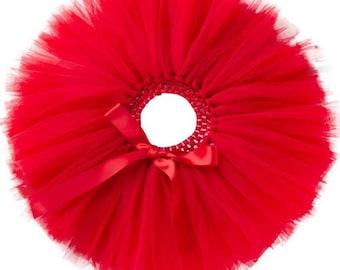Valentines day Birthday Marathon running tutu adult women teen jr  girl baby red Dance Ballet