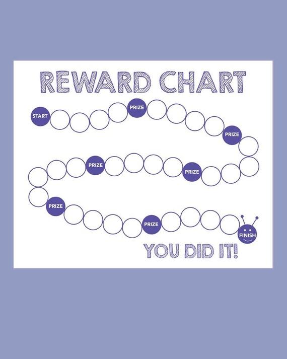 reward chart to print