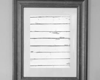 Shiplap Background Printable / Clipart / Shiplap Art / Farmhouse Style / INSTANT DOWNLOAD