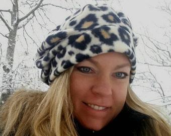 Cheetah beanie  78b15c447941