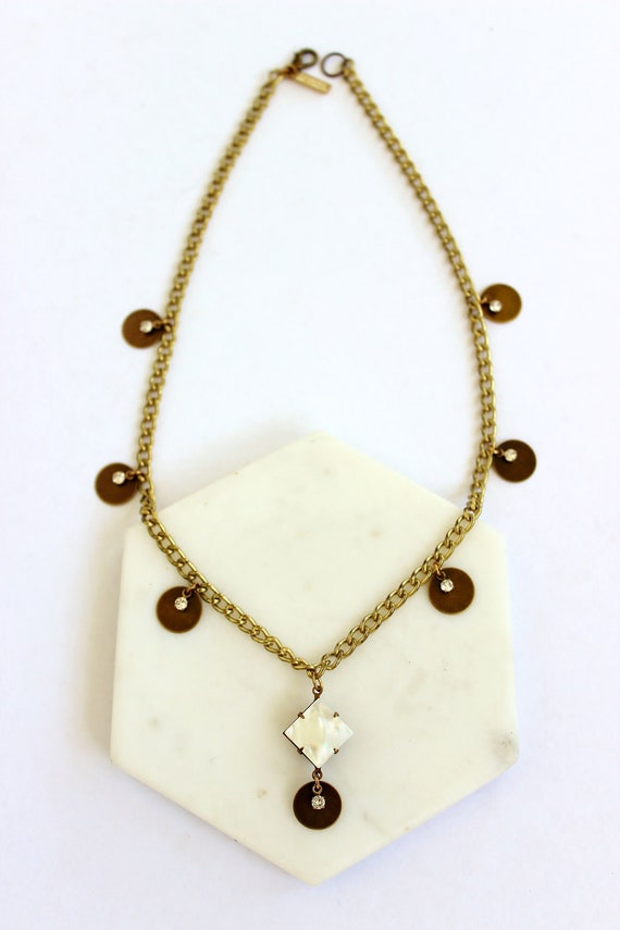 Boheme Charm Necklace
