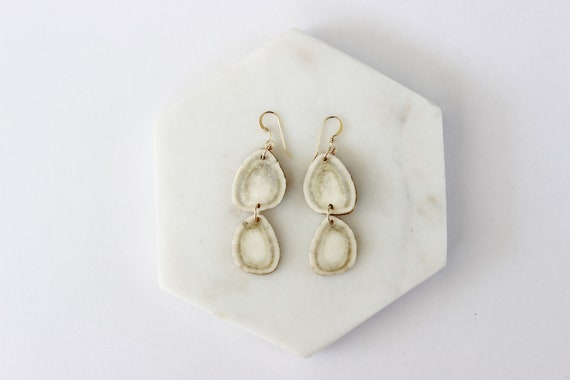 Double Drop Earrings II