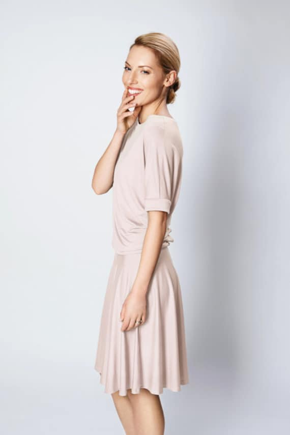 dress LeMuse LeMuse nude SUNFLOWER SUMMER nude 0XXqwnrO