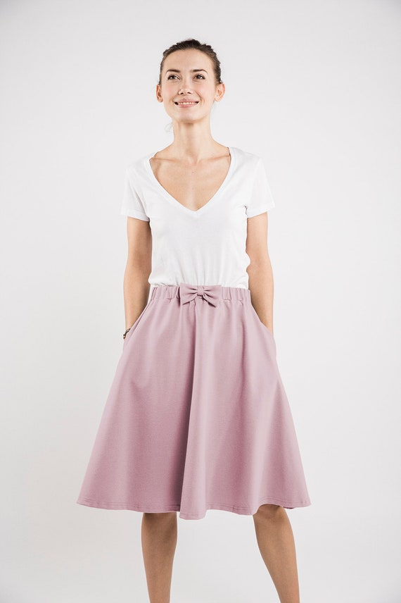 skirt LeMuse dusty CINDY LeMuse rose dusty zqYv0