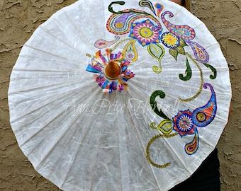 Parasol Paisley Parasol