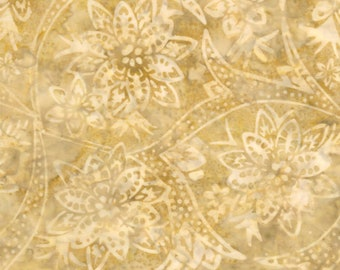 Batik Fabric Berlin Brown Ombre Clay Bricks From Tonga Passport Collection by Timeless Treasures
