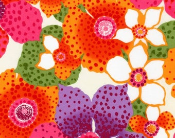 Robert Kaufman - Laurel Canyon - Floral Bunch - Bright - Fabric by the Yard SRK16917195
