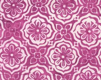 Moda - Latitude Treasure Batik - Sunset - Fabric by the Yard 27250-277