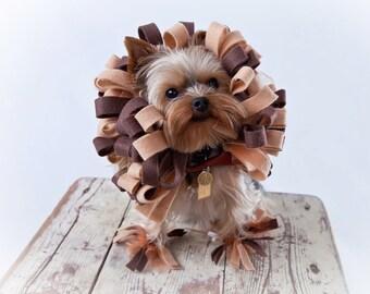 Dog Costume - Dog Halloween Costume - Lion Dog Costume - Pet Halloween Costume - Pet Costume - Small Dog Costume - Large Dog Costume - Cute & Pet Costumes   Etsy