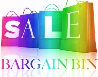 PERFUME and COLOGNE Bargain Bin CLEARANCE Sale