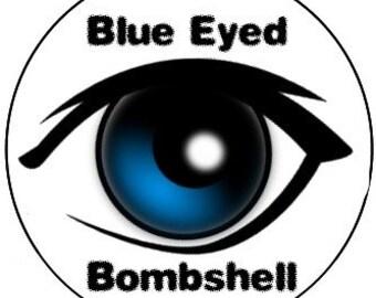 Eyeshadow Stack Blue Eyed Bombshell 7 Piece for Blue Eyes