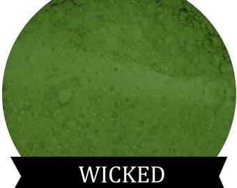 Matte Green Eyeshadow WICKED