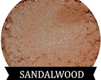 Tan Eyeshadow SANDALWOOD