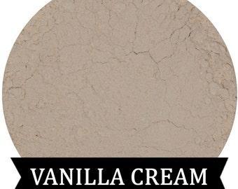 Matte Cream Eyeshadow VANILLA CREAM