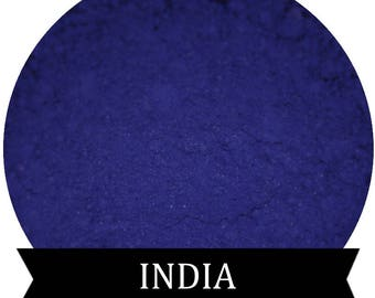 Matte Indigo Mineral Eyeshadow INDIA